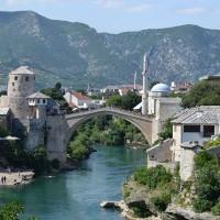 Fig. 22. Lo Stari Most ricostruito nel 2005