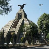 Fig. 23. Monumento a La Raza, 1940.