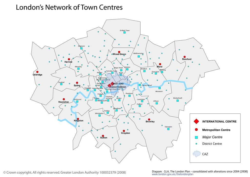 Ruocco figura 1 2 la rete e la gerarchia urbana dell 39 area for 1 piano piano di storia