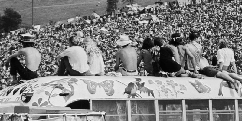 A Heideggerian Interpretation of Woodstock 1969: How Time and Death Instigated a Social Movement