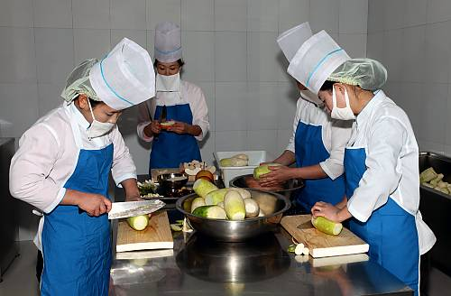 Fig. 3 Tradition of kimchi-making in the Democratic People's Republic of Korea https://ich.unesco.org