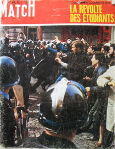© «Paris Match» n° 997 du 18/05/1968