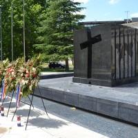 Fig. 27. Monumento ai veterani in Piazza della Grande Croazia