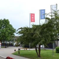 Fig. 4. Il museo nella parte serbo-bosniaca (Memorial Zone Donja Gradina)