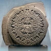 Fig. 4. Il monolito azteco noto come Piedra del Sol.