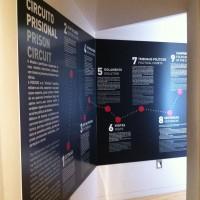 Fig. 15. Il sistema carcerario (dall'esposizione permanente del Museu do Aljube).
