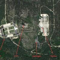 Fig. 4. Valle de los Caídos: mappa satellitare (fonte: Google Maps).